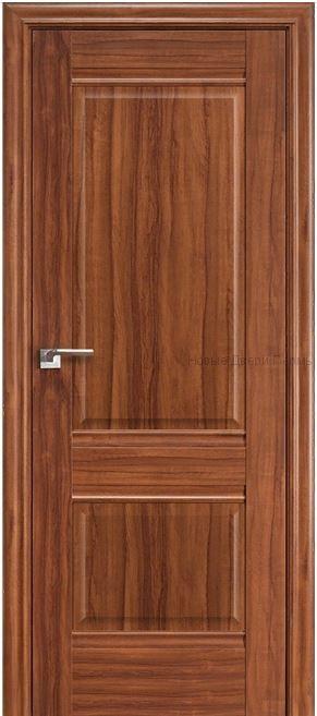 1Х Орех амари - глухая - PROFIL DOORS межкомнатные двери