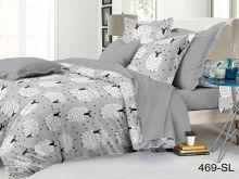 Постельное белье Сатин SL 2-спальный Арт.20/469-SL