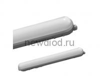 Светильник светодиодный герметичный ССП-159М 18Вт 230В 4000К 1350лм 600мм матовый IP65 IN HOME