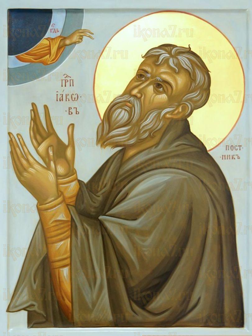 Икона Иаков Кармильский преподобный