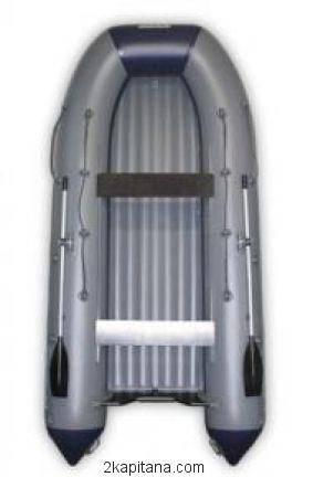 Лодка Флагман 380L надувная ПВХ