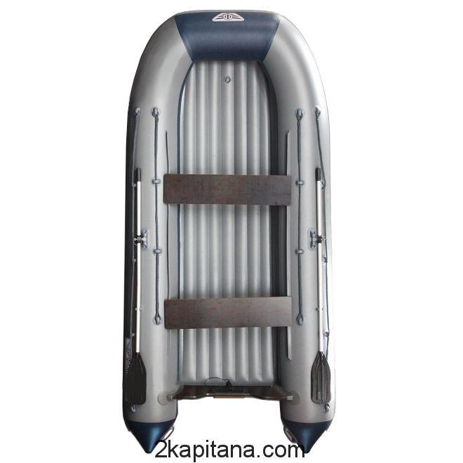 Лодка Флагман 400U надувная ПВХ