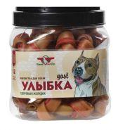 Green Qzin Лакомство для собак Улыбка GAST №12 Для здорового желудка, 800г (32 шт)