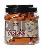 Green Qzin Лакомства для собак Улыбка PURE №13 Чистая печень, 850г (95шт)