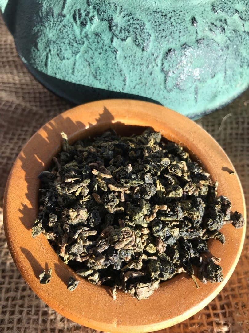 Чай улун Лотос, 100 грамм, Вьетнам