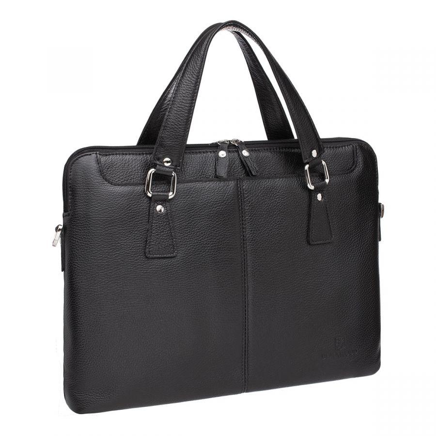 Деловая сумка BLACKWOOD Danvers Black