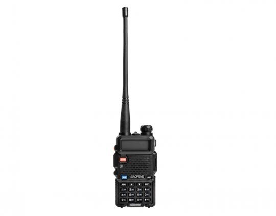 Радиостанция Baofeng UV-5R черная 7 км