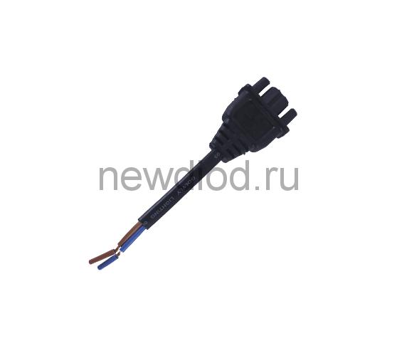 Шнур питания шинопровода SP-1B-TL черный серии TOP-LINE IN HOME