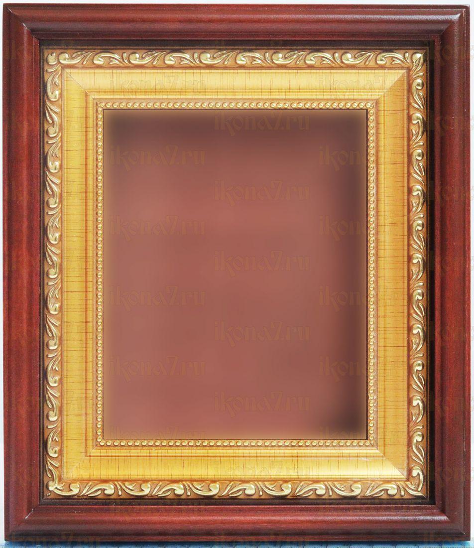 Киот для иконы Золотой багет