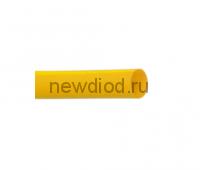 Трубка ТУТ 10/5 желтая IN HOME