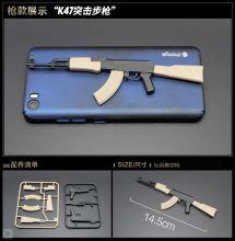 Сувенирная сборная модель Автомат Калашникова АК-47 1:6
