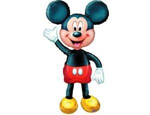 Микки Маус - ходячая фигура