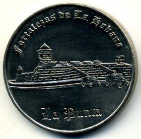 Куба 1 песо 2007