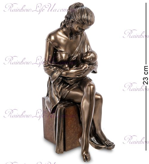 """Статуэтка мать с ребенком """"Veronese"""""""