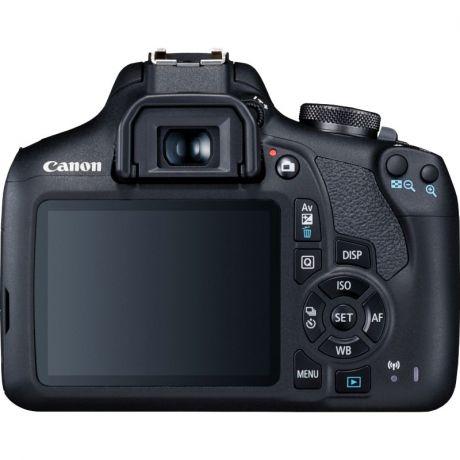 Фотоаппарат Canon EOS 2000D Kit EF-S 18-55 III