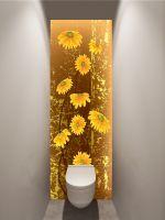 Фотообои в туалет - Урсиния магазин Интерьерные наклейки