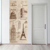 Панно на стену -  Сувенир магазин Интерьерные наклейки