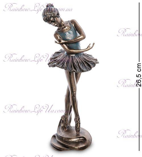 "Фигурка балерина в танце ""Veronese"""