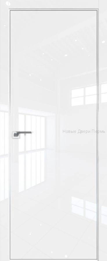 1LK белый люкс, кромка матовая дверь PROFIL DOORS межкомнатная