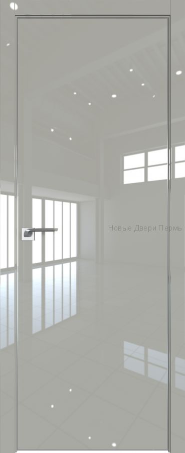 1LK Галька люкс, кромка матовая дверь PROFIL DOORS межкомнатная