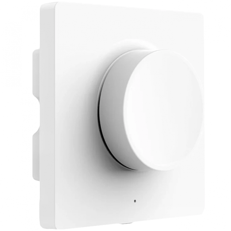 Умный выключатель Xiaomi Yeelight Dimmer Smart Switch 86 Size Electric Version YLKG07YL