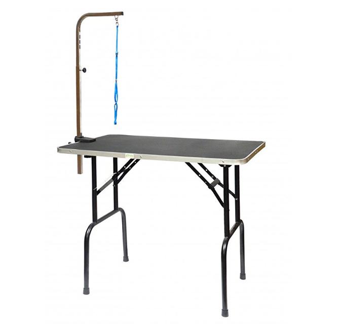 Стол для груминга 90х52 см