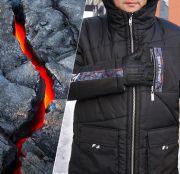 дизайнерская мужская куртка