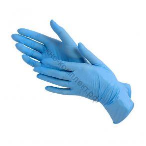 Перчатки нитроловые одноразовые ( пара )