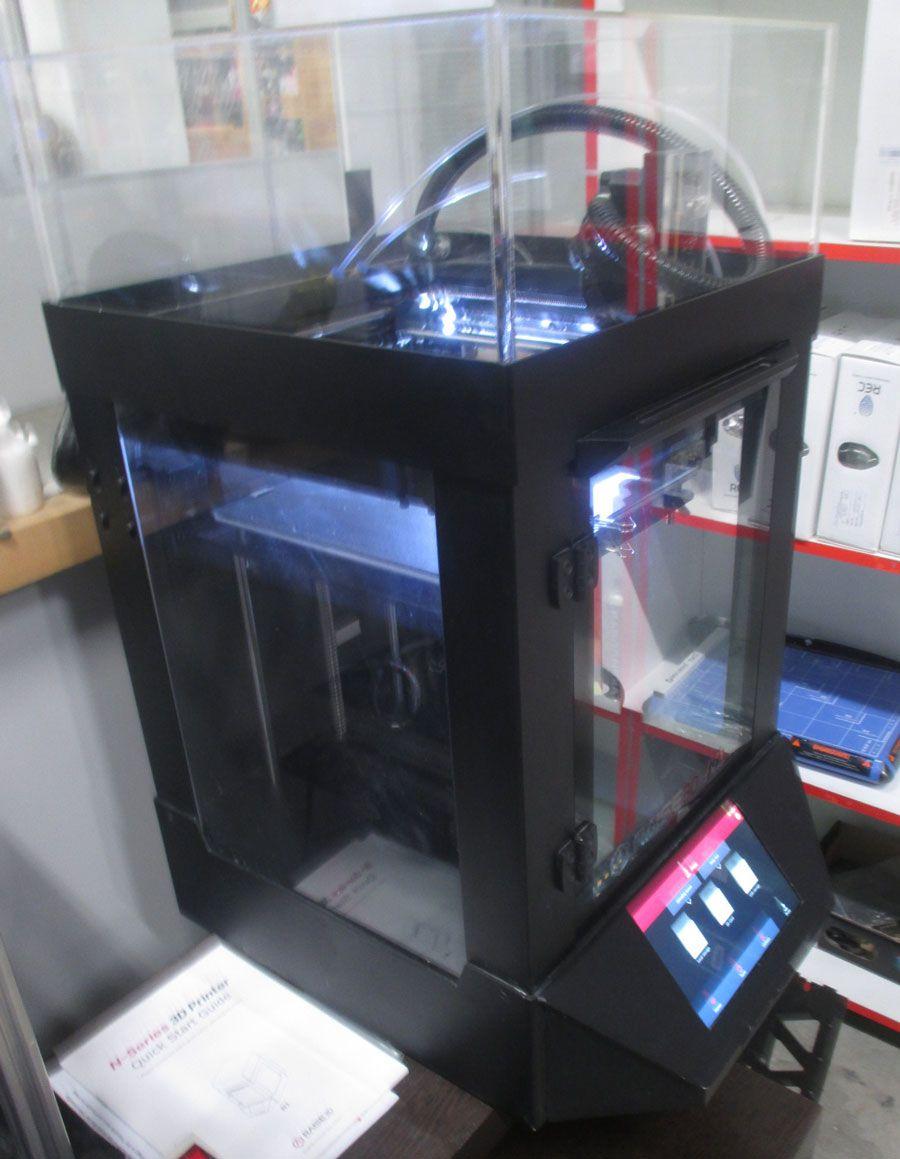 Б/У 3D принтер Raise3D N1 Dual