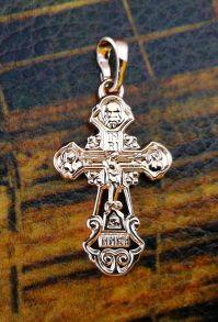 Позолоченный крест (арт. 250228)