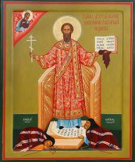 Икона Никифор Экзарх священномученик
