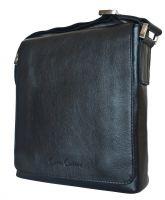 Кожаная мужская сумка Carlo Gattini Vallecorsa black