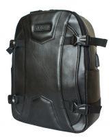 Кожаный рюкзак Carlo Gattini Falcone black
