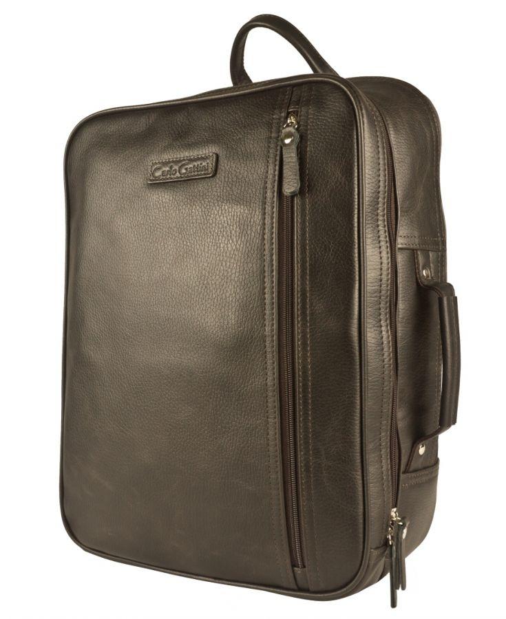 Кожаный рюкзак Carlo Gattini Vivaro brown