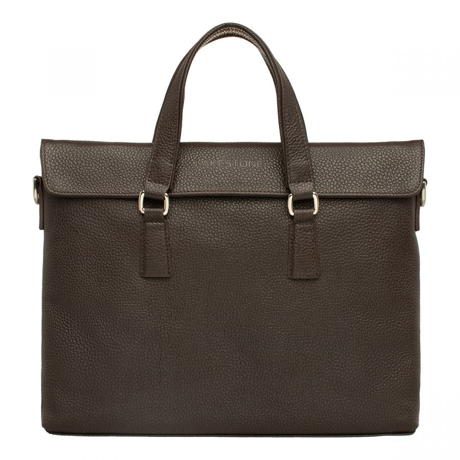 Деловая сумка LAKESTONE Tibberton Brown