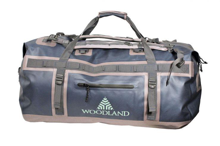 Гермосумка Woodland Dry-bag 90 л пвх