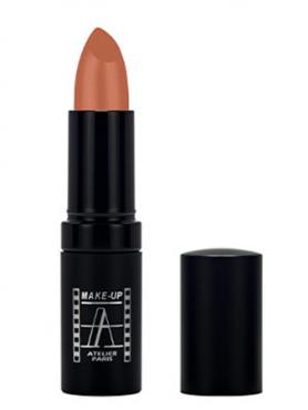 Make-Up Atelier Paris Velvet Lipstick B115V Помада Велюр коричнево-оранжевый