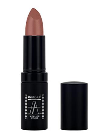Make-Up Atelier Paris Velvet Lipstick B117V Помада Велюр коричнево-розовый
