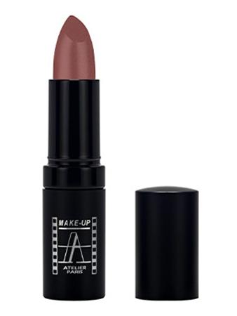 Make-Up Atelier Paris Velvet Lipstick B119V Помада Велюр фиолетово-коричневый