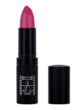 Make-Up Atelier Paris Velvet Lipstick B121V Помада Велюр малина