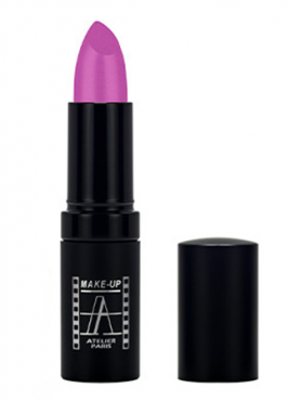 Make-Up Atelier Paris Velvet Lipstick B124V Помада Велюр очарование