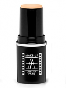 Make-Up Atelier Paris Clear Stick Foundation ST4NB Тон-стик 4NB золотистый бежевый