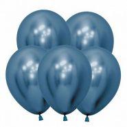 Рефлекс Синий, (Зеркальные шары), 50 шт