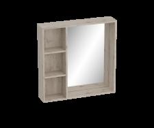 Полка с зеркалом 800 Фан
