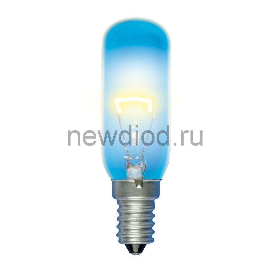 IL-F25-CL-40/E14 Лампа накаливания для холодильников и вытяжки, 40Вт. Прозрачная. Картон. ТМ Uniel.