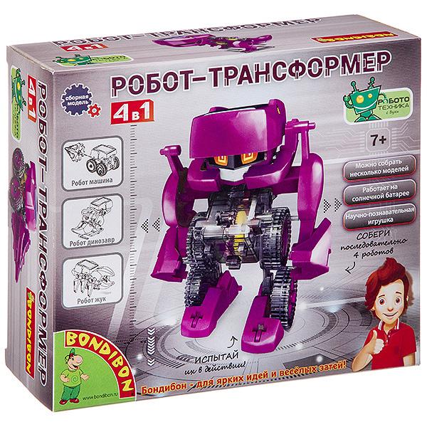 Робот трансформер 4 в 1