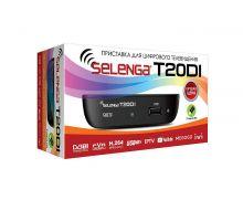 приставка цифрового телевидения DVB-T2 SELENGA T 20DI