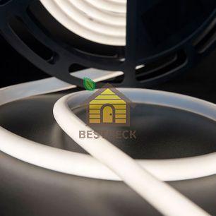 Светодиодная термолента для сауны, 24В, IP68, цвет: Белый нейтральный