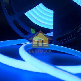 Светодиодная термолента для сауны, 24В, IP68, цвет: Синий