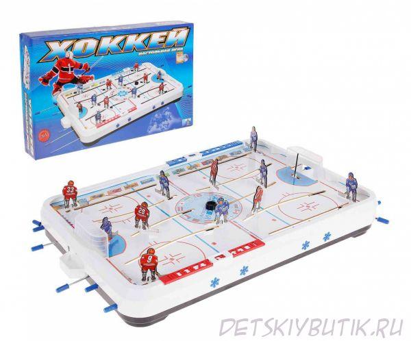 Настольная игра «Хоккей», Омский завод электротоваров